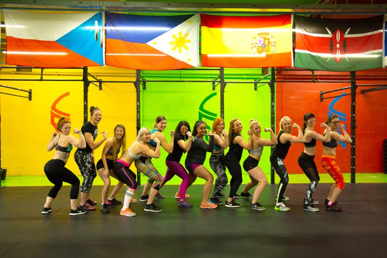 The Ladies of CrossFit Leamington – Video